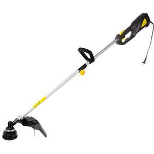 Триммер электрический (электрокоса) Huter GET-1500SL электрический триммер huter get 600