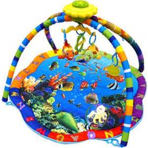 La-Di-La Развивающий коврик Подводный мир PM-S-80701 цена