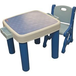Набор детской мебели Eduplay (голубой) TB-9945 трубка viega 9945 143 отбортованная прямая 128326
