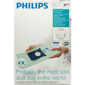Мешки для сбора пыли Philips FC 8022/04