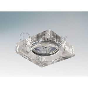 Точечный светильник Lightstar 006140 точечный светильник lightstar 4064