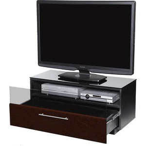 Тумба под телевизор Allegri Бриз 1 1050 черный глянец каркас черный стекло черн тумба под телевизор allegri бриз 2 1250 черный глянец каркас черный стекло черн