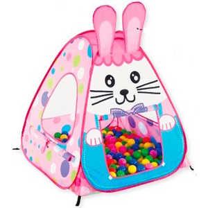 Игровой домик Дети ***Rabbit с мячиками 100шт CBH-12