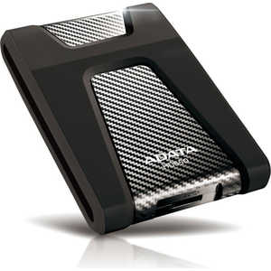 Внешний жесткий диск A-Data AHD650-1TU3-CBK внешний жесткий диск a data dashdrive durable hd650 1tb красный ahd650 1tu3 crd