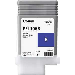Картридж Canon PFI-106B (6629B001) gs 35c 16