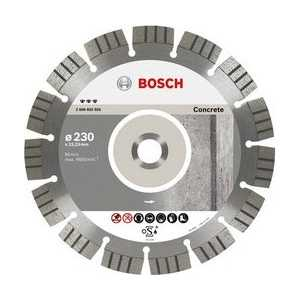 Диск алмазный Bosch 115х22.2мм Best for Concrete (2.608.602.651)