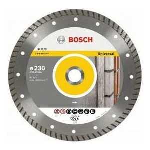 Алмазный диск Bosch 230х22.2мм Professional for Universal Turbo (2.608.602.397) диск алмазный bosch 180х22 2мм professional for universal turbo 2 608 602 396