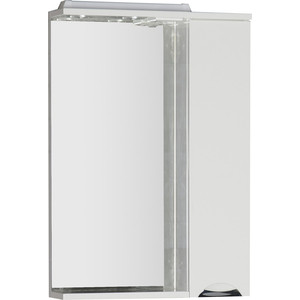 Зеркало-шкаф Aquanet Гретта 60 белый (177015)