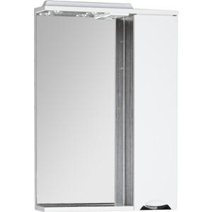 Зеркало-шкаф Aquanet Гретта 60 венге/белый (173994)