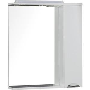 Зеркало-шкаф Aquanet Гретта 75 белый (176899)