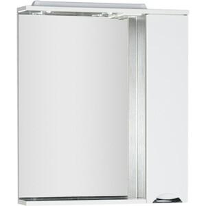 Зеркало-шкаф Aquanet Гретта 75 венге/белый (173995) фото