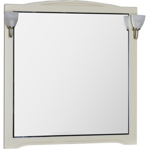 Зеркало Aquanet Луис 110 бежевое (173210)