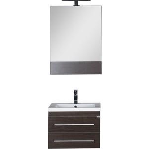 Мебель для ванной Aquanet Нота 58 венге