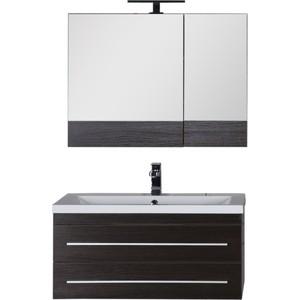 Мебель для ванной Aquanet Нота 90 венге карниз универсальный euroshowers 90 х 90 х 90 см цвет хром
