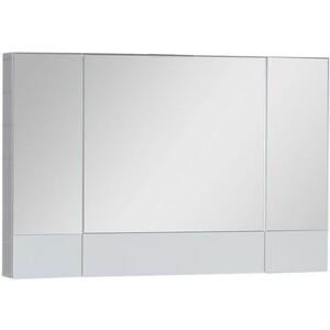 Зеркальный шкаф Aquanet Нота 100 белый (165372)