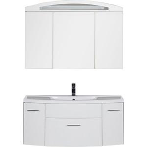 Мебель для ванной Aquanet Тренто 120 белый