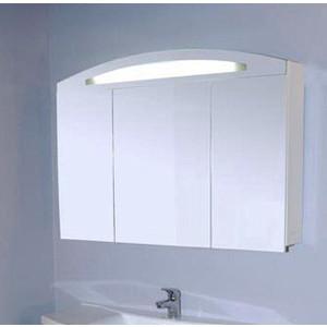 Зеркальный шкаф Aquanet Тренто 120 белый (156488)