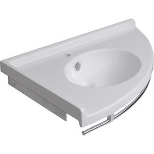 Раковина мебельная Aquanet Ибис левая, с полотенцедержателем (155696)