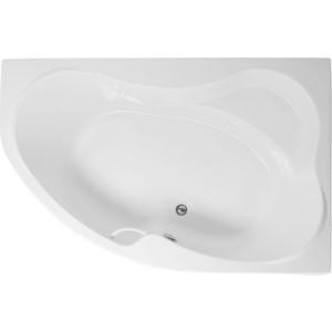 Акриловая ванна Aquanet Capri 170x110 R правая, с каркасом, без гидромассажа (205387)