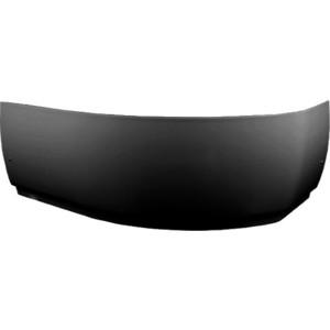 Фронтальная панель Aquanet Capri 160 L черная (176556) панель фронтальная aquanet capri 170 l 00155531