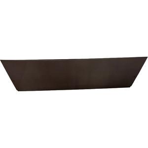 Фронтальная панель Aquanet Vega 190 черная (165317)