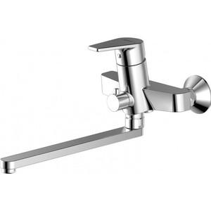 Смеситель для ванны Bravat Line (F65299C-1L) bravat смеситель для ванны с душем излив 300 мм bravat line f65299c 1l