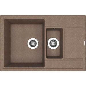 Кухонная мойка Florentina Липси 780 K коричневый FG (20.250.D0780.105)