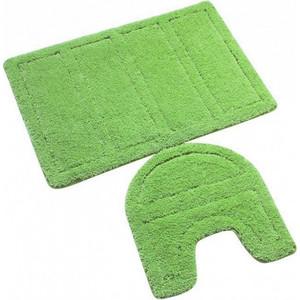 Коврики для ванной и туалета IDDIS Green Landscape 60x90 50x50 см, микрофибра (240M590i13)