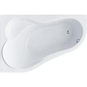 Акриловая ванна Santek Ибица 150х100 см, левая (1WH112034)