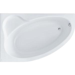 Акриловая ванна Santek Эдера 170х110 см, левая (1WH111995) акриловая ванна santek эдера 170х110 см правая без монтажного комплекта 1wh111994