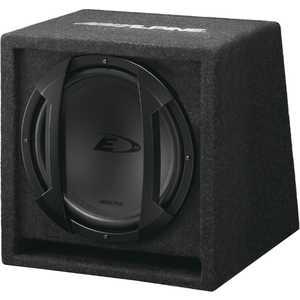 Автомобильный сабвуфер Alpine SBE-1044BR royqueen m400 bluetooth speaker сабвуфер наружная водонепроницаемая поддержка динамиков несколько портативных мини динамиков flame red