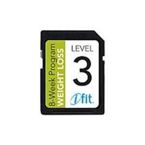 Программа для тренажера Icon SD Card Weight Loss L3 сжигание жира