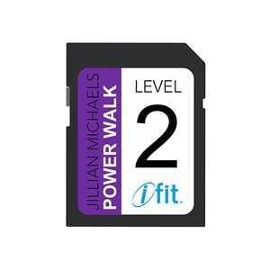 Программа для тренажера Icon SD Card Power Walking L2 Ходьба (не прев. 4 км)