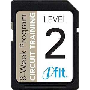 Программа для тренажера Icon SD Card Circuit Training L2 на выносливость