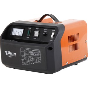 Зарядное устройство Wester CH30 устройство пуско зарядное wester chs360
