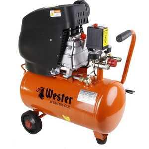 цена на Компрессор масляный Wester W 024-180 OLC