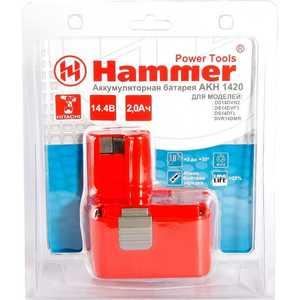 Аккумулятор Hammer AKH1420 14.4В 2.0Ач