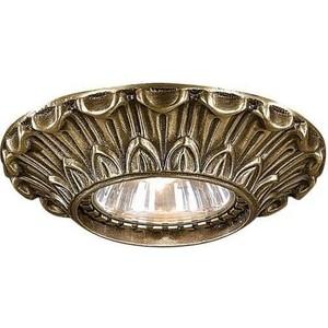 Точечный светильник Reccagni Angelo SPOT 1077 bronzo