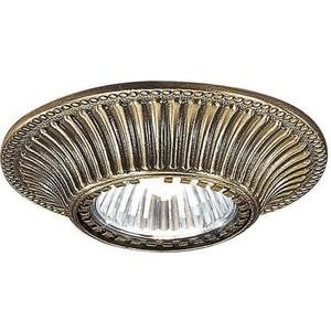 Точечный светильник Reccagni Angelo SPOT 1078 bronzo