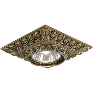 Точечный светильник Reccagni Angelo SPOT 1083 bronzo