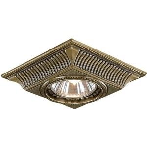 Точечный светильник Reccagni Angelo SPOT 1084 bronzo