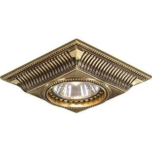 Точечный светильник Reccagni Angelo SPOT 1084 oro