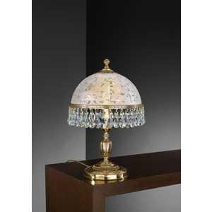 Фото - Настольная лампа Reccagni Angelo P 6300 M настольная лампа reccagni angelo p 6202 m