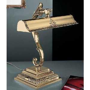 Настольная лампа Reccagni Angelo P1000/2 oro