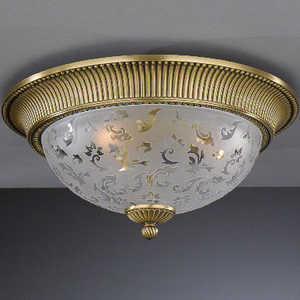 Потолочный светильник Reccagni Angelo PL 6202/3 подвесная люстра reccagni angelo l 6202 3