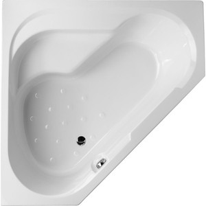 Акриловая ванна Jacob Delafon Bain Douche угловая 145x145 L, левая (E6222RU-00)
