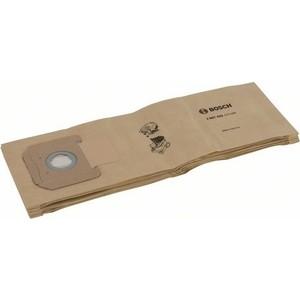 Мешки бумажные Bosch 5шт (2.607.432.035) мешки бумажные status 30л 5шт 9611301