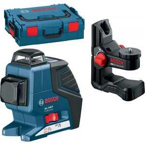 Купить со скидкой Построитель плоскостей Bosch GLL 2-80 P + BM1 L-Boxx (0.601.063.208)