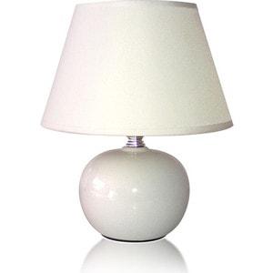Настольная лампа Estares AT09360 white цена