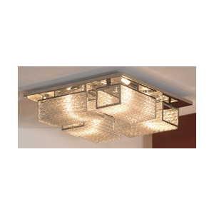 Потолочный светильник Lussole LSA-5407-09 потолочная люстра lussole lariano lsa 5407 09